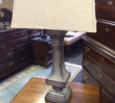 New lamps! We love lamps!