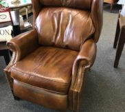 Drexel Heritage leather recliner - just in!