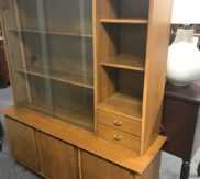 Mid Century China Cabinet! Excellent Condition!