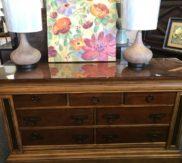 Beautiful 7 drawer custom dresser!