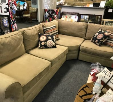 Pottery Barn sectional