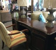 Hooker credenza - We have the desk as well!