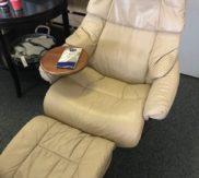 Stressless chair by Ekornes!