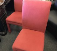 Parsons chairs - just in- We have 2!