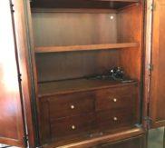 Paula Dean clothing armoire! Beautiful!