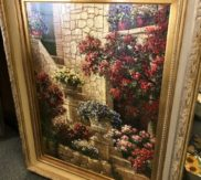 Large oil painting! Just in!