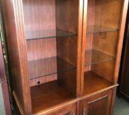 Pair of bookshelves - sold as pair!