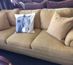 Hickory Chair sofa