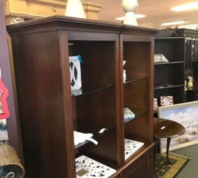 Bookcases have arrived on consignment!