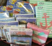 Summer napkins are in!