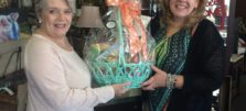 Congratulations To Faye Price – Winner of our stuffed Easter Basket!