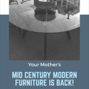 Mid Century Modern Furniture is Back!