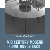Mid Century Modern Furniture is Back!