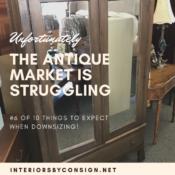The Antique Market is Struggling