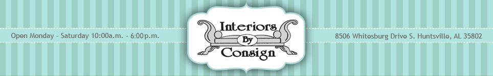 interiors by consign huntsville