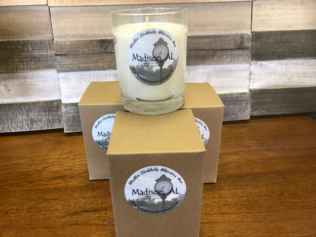 Madison Candles are here!