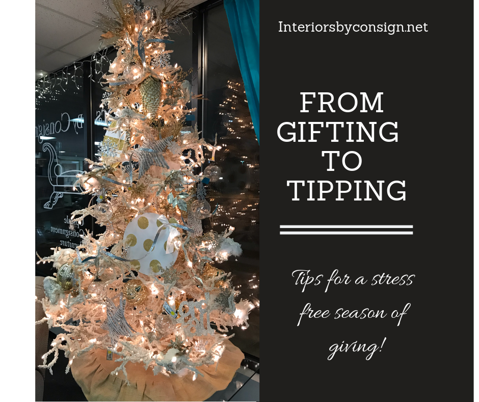 Tips for a stress free Season of Giving