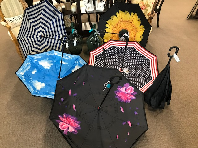 Inverted Umbrellas are here