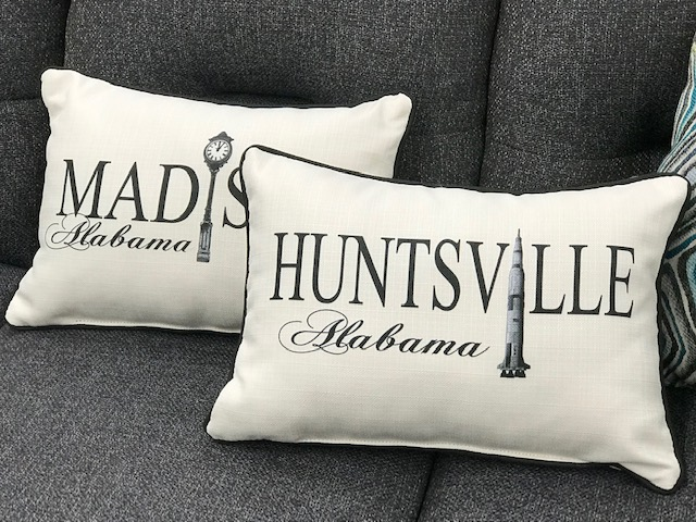 We have larger HSV & Madison Pillows in stock