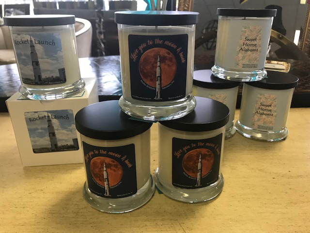 Custom Local Candles!