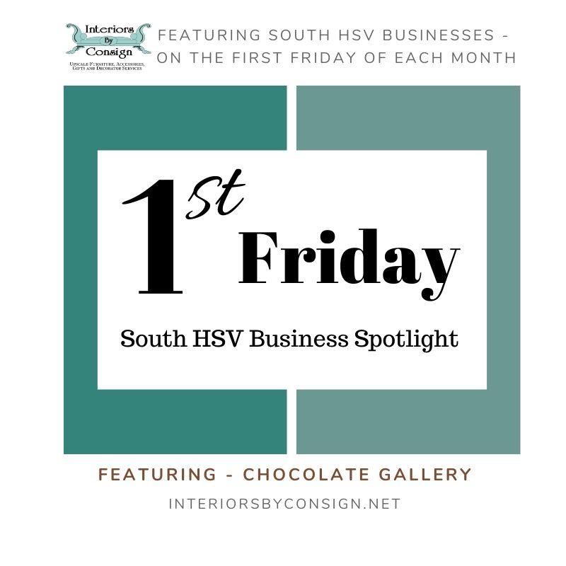 1st Friday - February Spotlight