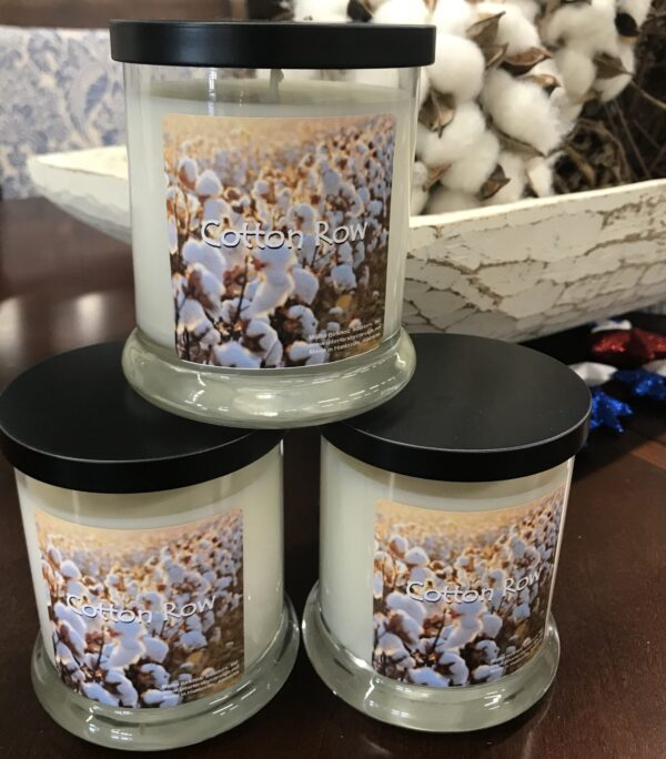 cotton row candle