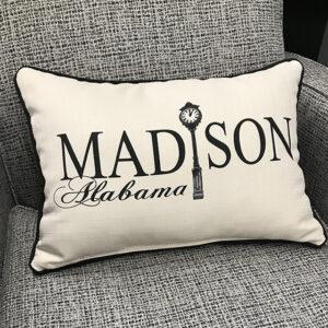 large madison pillow