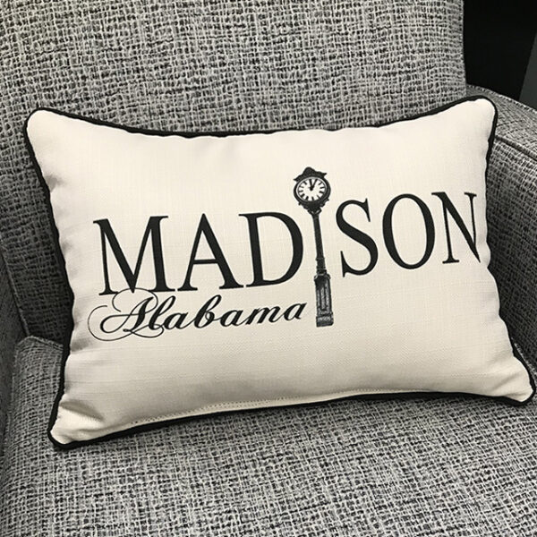 large madison pillow