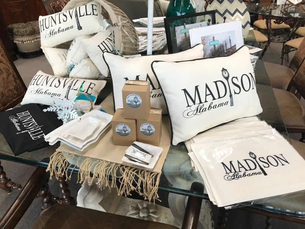 Madison Alabma gift items