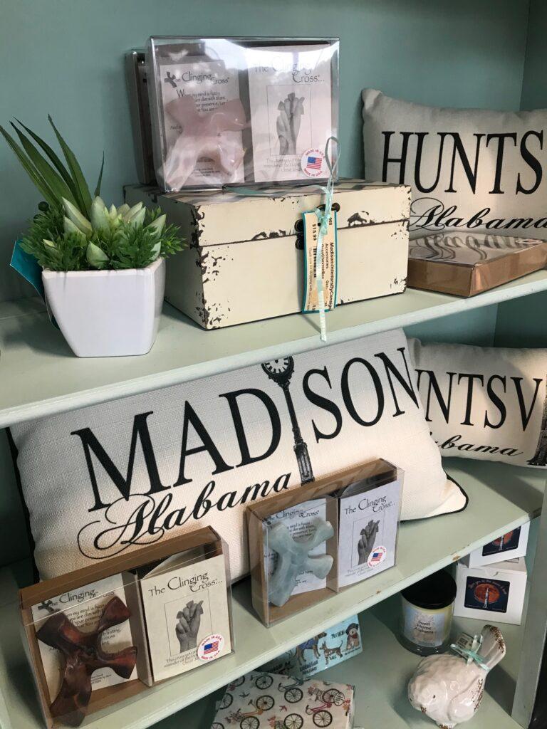 Madison pillows