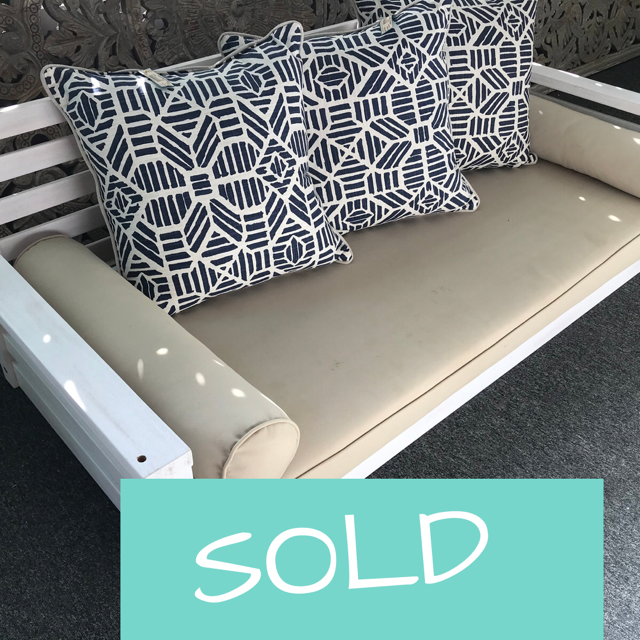 porch swing sold
