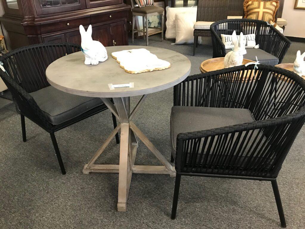 Bistro table Huntsville store