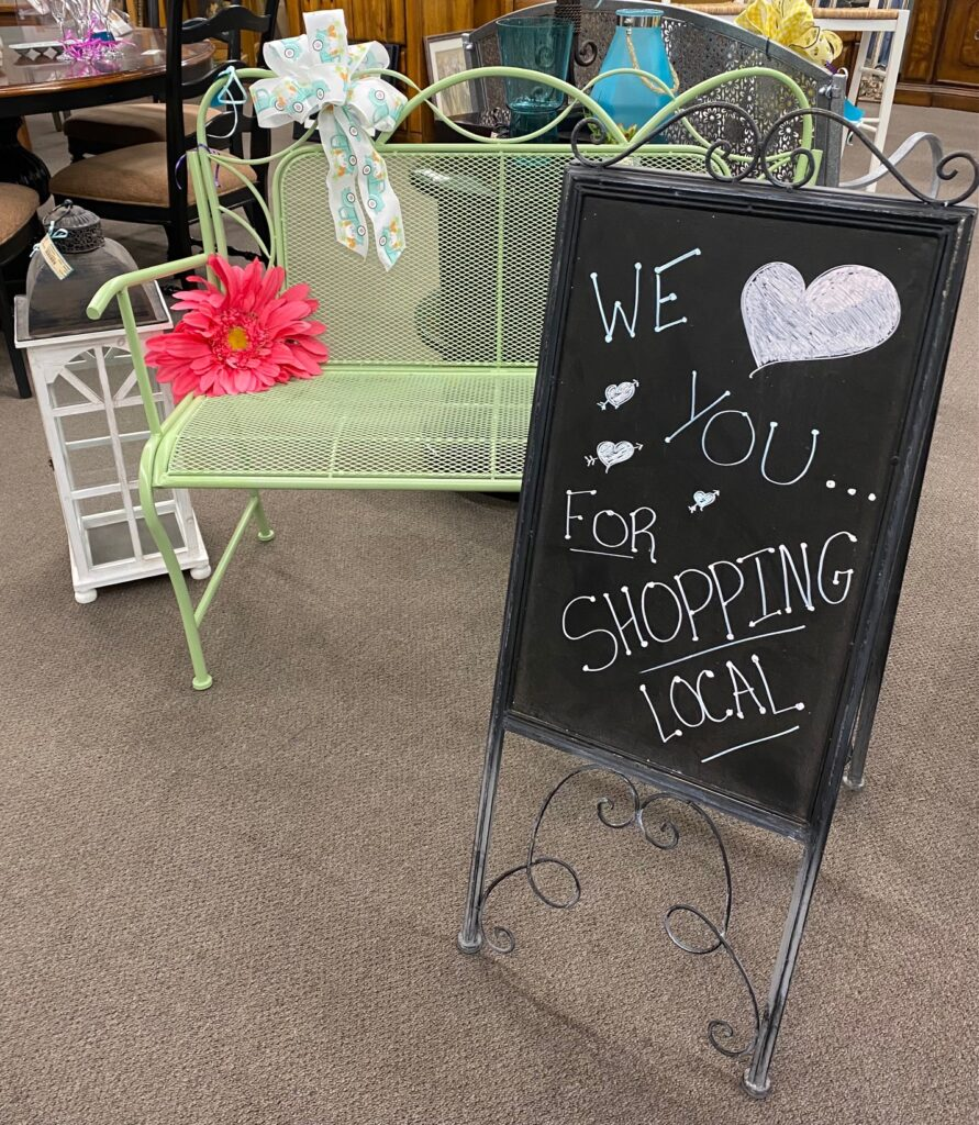 shop local Madison and Huntsville