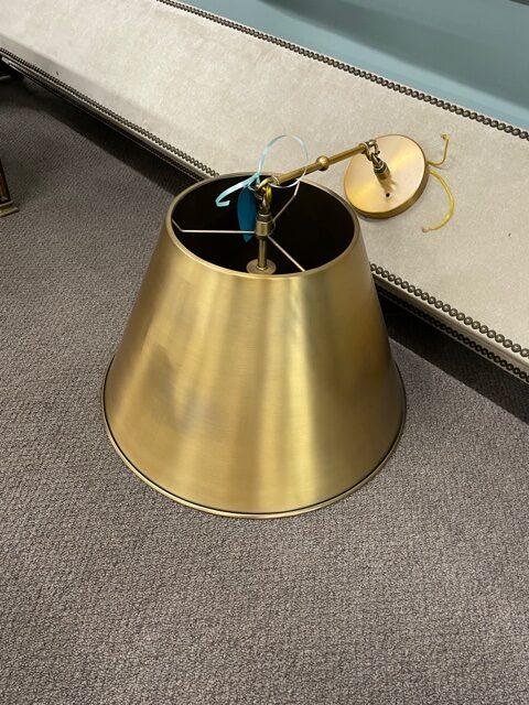 Madison gold drum chandalier