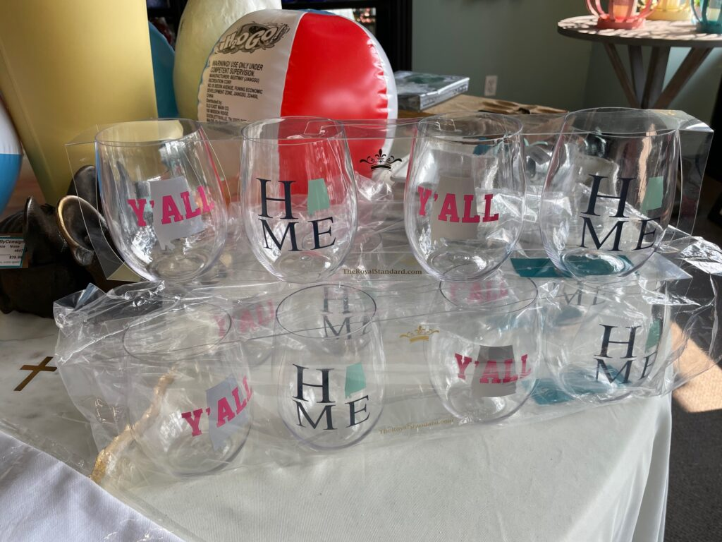 Hey Yall wine to go cups