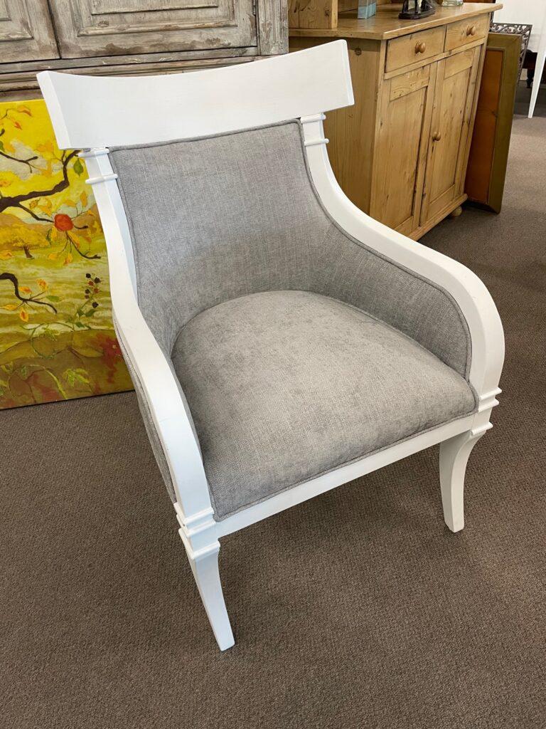 grey fairfield farmhouse chair