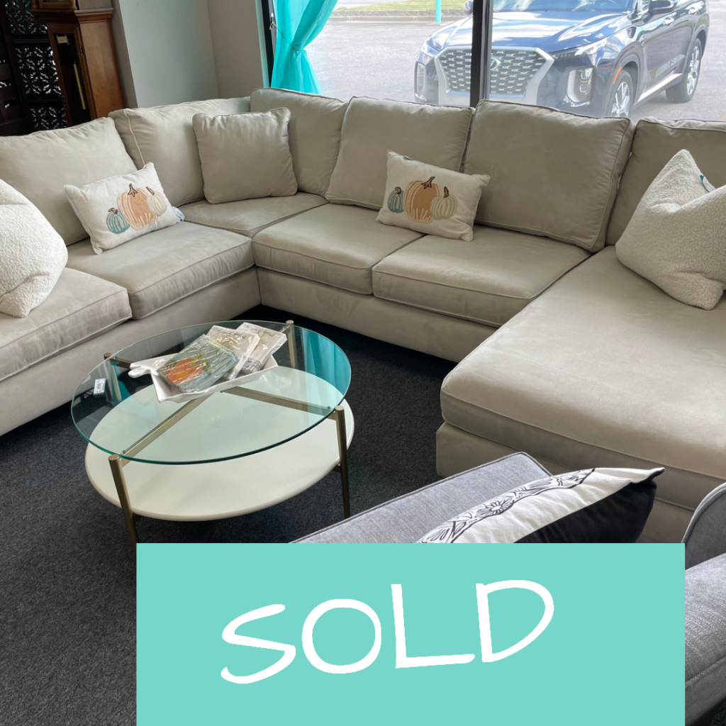 sectional sold